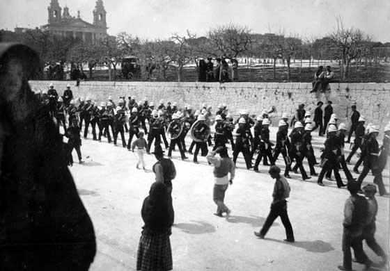Malta 17 march 1903