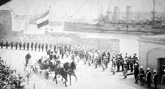 Maltese parade